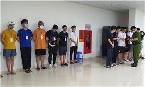 Khẩn trương điều tra, xét nghiệm 50 người Trung Quốc nhập cảnh trái phép vào Hà Nội
