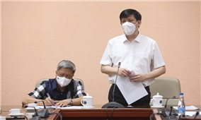 35 chuyên gia y tế sang hỗ trợ Lào phòng, chống dịch Covid-19