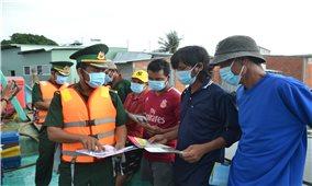 Kiên Giang: Ký kết hiệp đồng tăng cường tuần tra phòng, chống dịch Covid - 19