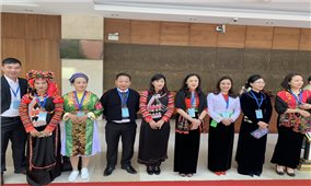 Ứng cử viên đại biểu Quốc hội Tráng A Dương: Luôn lắng nghe tâm tư nguyện vọng của đồng bào DTTS