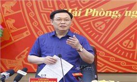 Chủ tịch Quốc hội: Kiên quyết không để điểm bầu cử thành nơi lây nhiễm dịch trong cộng đồng