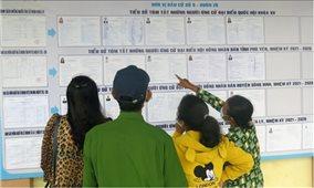 Chú trọng tuyên truyền bầu cử và phòng chống COVID-19 ở vùng đồng bào dân tộc thiểu số