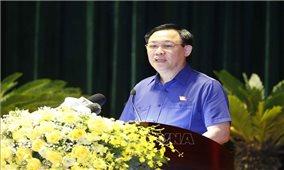 Chủ tịch Quốc hội: Đại biểu Quốc hội là trung tâm hoạt động của Quốc hội