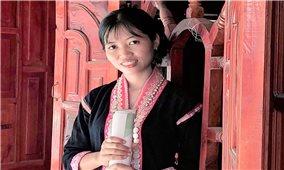 Điện Biên: 2 nữ ứng cử đại biểu Quốc hội trẻ nhất là người dân tộc Khơ Mú