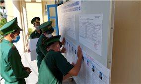 Đồn Biên phòng cửa khẩu Quốc tế Hà Tiên (Kiên Giang): Sẵn sàng cho ngày bầu cử