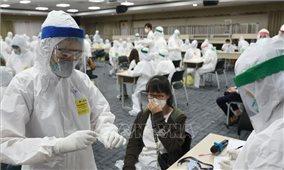 Việt Nam chuẩn bị đủ năng lực xét nghiệm cho tình huống có 30.000 ca nhiễm SARS-CoV-2