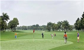 Từ 12h ngày 13/5, Hà Nội tạm dừng hoạt động thể thao đông người, sân golf