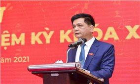 """Ứng cử viên đại biểu Quốc hội Nguyễn Lâm Thành: """"Thực hiện chính sách tốt hơn để người dân ổn định cuộc sống, giảm nghèo bền vững"""""""