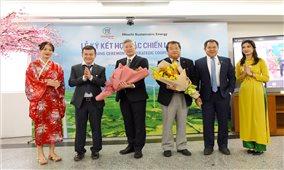 """Trungnam Group và cú """"bắt tay chiến lược"""" cùng Hitachi SE"""