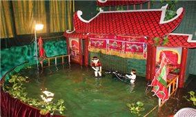 Múa rối nước chủ động ứng phó trong điều kiện mới