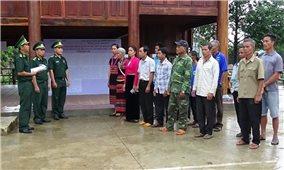 Bộ đội Biên phòng Kon Tum: Đẩy mạnh tuyên truyền bầu cử ở khu vực biên giới