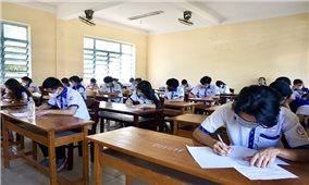 TP. Cần Thơ: Hơn 10.000 thí sinh lớp 12 tham gia kì thi khảo sát chất lượng