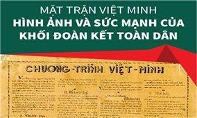 Mặt trận Việt Minh: Hình ảnh và sức mạnh của khối đoàn kết toàn dân