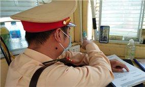 Cảnh báo thủ đoạn gọi điện thoại lừa đảo thông báo phạt nguội giao thông