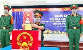 Kiên Giang: Hơn 2.000 cử tri trên xã đảo Thổ Châu bầu cử sớm