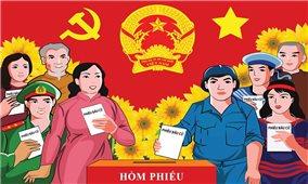 Dư luận quốc tế đánh giá cao công tác tổ chức bầu cử của Việt Nam
