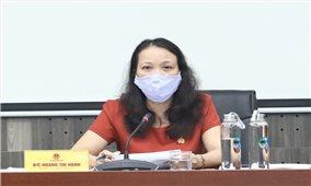 Ủy ban Dân tộc: Tăng cường các giải pháp phòng chống dịch Covid-19