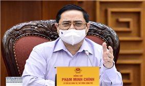 Thủ tướng Phạm Minh Chính: Tiếp tục đổi mới đồng bộ, toàn diện công tác xây dựng pháp luật