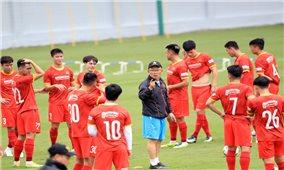 Công bố danh sách 29 cầu thủ Đội tuyển Việt Nam thi đấu Vòng loại World Cup tại UAE