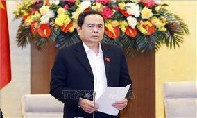 Đoàn Đại biểu Quốc hội Việt Nam dự khai mạc phiên họp 207 của Hội đồng Điều hành IPU