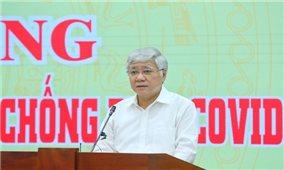 Đoàn Chủ tịch UBTƯ MTTQ Việt Nam kêu gọi