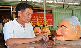 Nghệ nhân ưu tú Lâm Phen với văn hóa Khmer