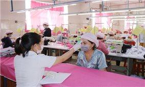 Nghệ An: Tăng cường phòng dịch trong các khu công nghiệp