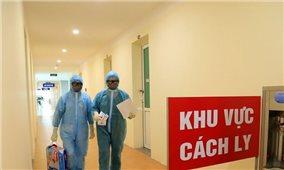 Tối 31/5: Thêm 82 ca mắc COVID-19 trong nước, riêng Bắc Giang và Bắc Ninh là 77 ca