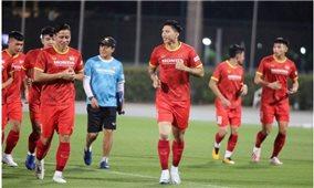 Đội tuyển Việt Nam - Đội tuyển Jordan: Màn thử nghiệm quan trọng