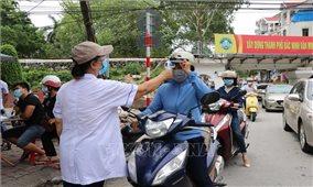Sáng 31/5, Việt Nam ghi nhận 61 ca mắc mới COVID-19