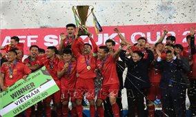 Lễ bốc thăm AFF Cup 2020 diễn ra vào ngày 10/8