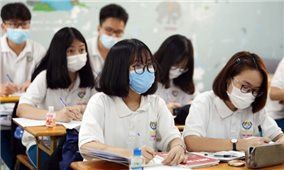 Hà Nội có 188 điểm thi tốt nghiệp trung học phổ thông năm 2021