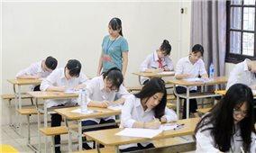 Lịch thi vào lớp 10 THPT năm học 2021-2022