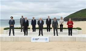 Hội nghị thượng đỉnh G7 và những cam kết đầy hứa hẹn