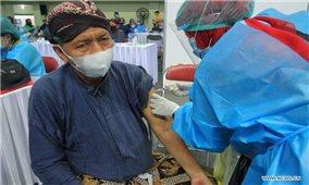 Indonesia ghi nhận 8.161 ca nhiễm COVID-19 trong một ngày