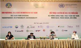 Bàn giải pháp phát triển hệ thống lương thực, thực phẩm bền vững khu vực miền Bắc