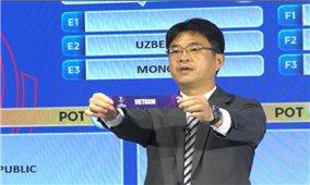 Vòng loại Asian Cup nữ 2022: Việt Nam nằm trong nhóm hạt giống số 1