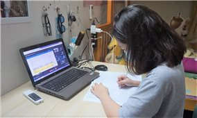 Lào Cai: Chủ động các hình thức ôn thi tốt nghiệp THPT trong tình hình dịch bệnh