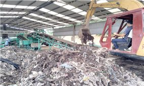 Hiệu quả ứng dụng xử lý rác thải bằng công nghệ vi sinh ở Thanh Hóa