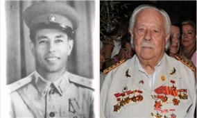 Chủ tịch nước gửi lời chia buồn Anh hùng Kostas Sarantidis Nguyễn Văn Lập từ trần