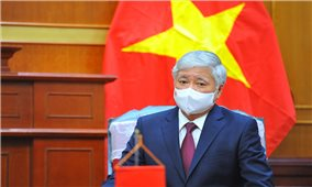 Chủ tịch Ủy ban Trung ương MTTQ Việt Nam gửi thư chúc mừng nhân dịp Đại lễ Khai đạo của đồng bào Phật giáo Hòa Hảo
