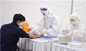 Điện Biên triển khai xét nghiệm khoảng 8.400 công dân khu vực nguy cơ cao