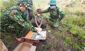 Chặt đứt mắt xích trong đường dây vận chuyển ma túy từ Lào về Việt Nam