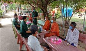 Kiên Giang: Người có uy tín tích cực tham gia phòng chống dịch Covid – 19