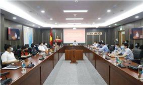 Nghiên cứu, học tập, quán triệt và triển khai Nghị quyết Đại hội XIII Đảng bộ Khối cơ quan Trung ương