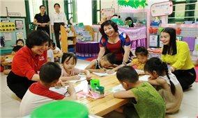Phụ nữ Thủ đô nỗ lực tuyên truyền phòng chống bạo lực, xâm hại phụ nữ và trẻ em