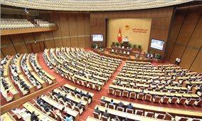 Bế mạc Kỳ họp thứ Nhất, Quốc hội Khóa XV