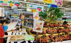 Khai thác tiềm năng thị trường nội địa - Lối thoát cho nông sản Việt