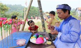 """Khám phá """"Chợ quê - Ký ức tuổi thơ"""" tại Làng Văn hoá - Du lịch các dân tộc Việt Nam"""
