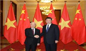 Ban Chấp hành Trung ương gửi điện mừng Kỷ niệm 100 năm Ngày Thành lập Đảng Cộng sản Trung Quốc